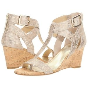 DONALD PLINER - JOANN ladies' wedge sandal